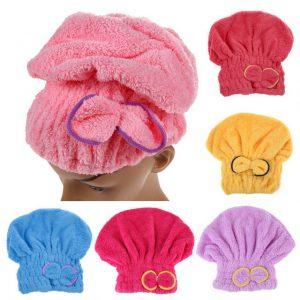 فروش کلاه حوله ای میکرو فایبر